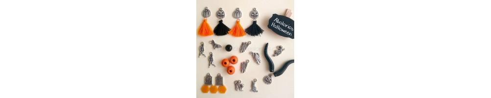 Abalorios para Halloween | Bisutería de Halloween