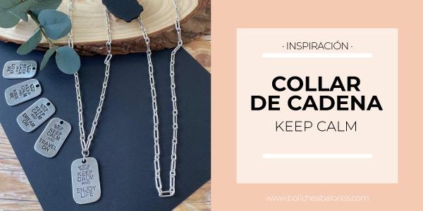 Collar Keep Calm